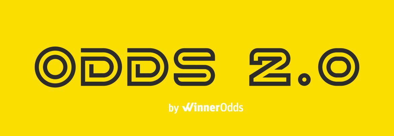 ODDS 2.0 - La renovada y potente interfaz para apostar a Cuotas con Valor Bookies WinnerOdds Value Betting WinnerOdds Odds 2.0 Value Betting